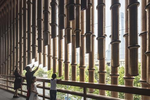 Fosters and Heatherwick Shanghai Bund project 5
